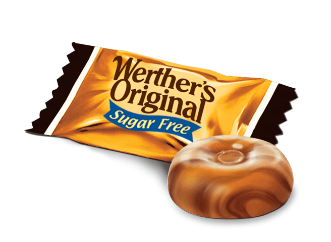 Sugar Free Caramel Coffee Hard Candies