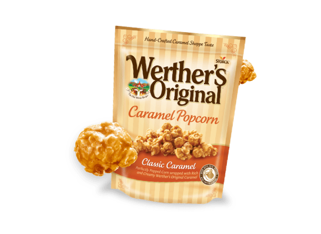 Werther's Original Caramel Popcorn Launches in the U.S.