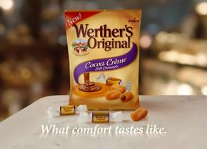 Werther's Original introduces new Cocoa Crème Soft Caramels